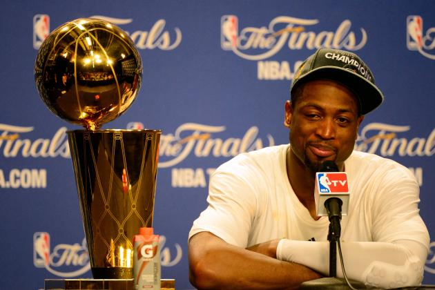 Wade's Knee May Keep Him off Olympic Team