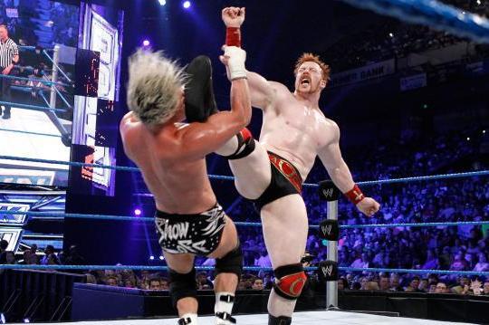 WWE SmackDown Recap: Sheamus vs. Ziggler, Kane vs. Daniel Bryan and More