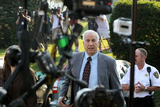 'We've All Lost': Justice Is Served, but There's No Joy in Jerry Sandusky Verdict