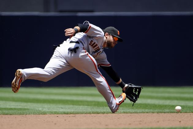 MLB Trade Speculation: Analyzing Brandon Crawford's Trade Value