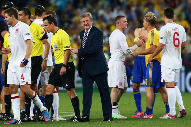 Euro 2012: Why England Is Looking Great Heading into Knockout Stage vs. Italy