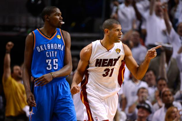 NBA Finals 2012: Miami Heat Take Advantage of Balanced Roster to Win NBA Finals