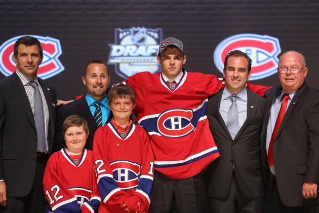 NHL Draft 2012 Results: Montreal Canadiens Draft Alex Galchenyuk 3rd Overall