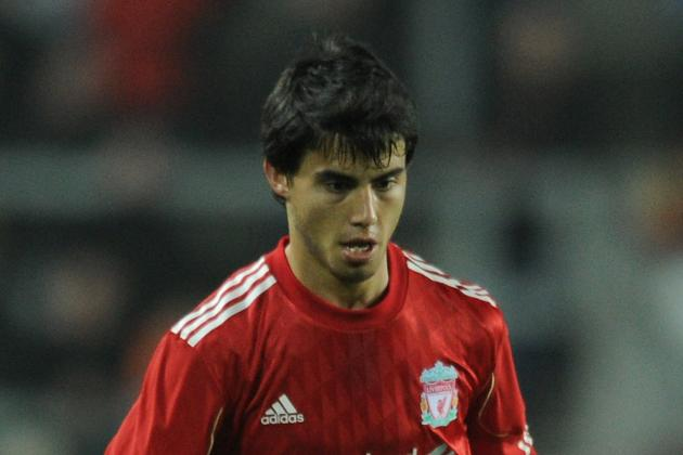 Liverpool FC: Academy Starlet Suso Gets Call-Up for Spanish U-19 National Team