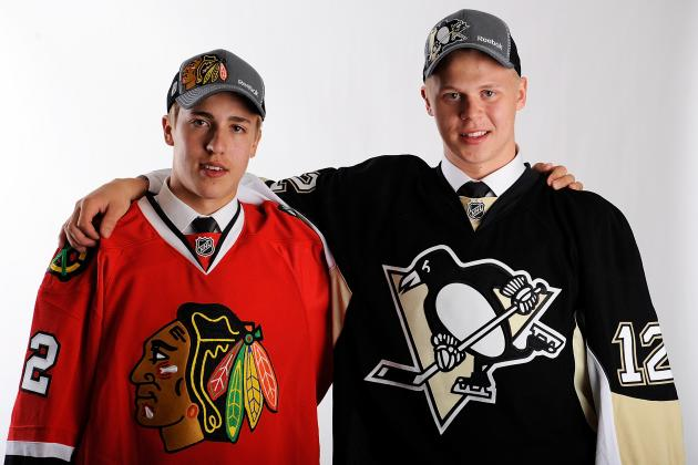 NHL Draft 2012 Live Stream: Online Viewing Info and More for Day 2