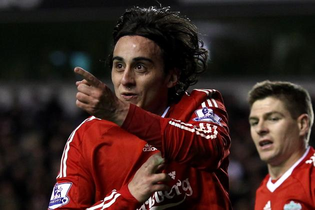 Liverpool FC: Alberto Aquilani Saga Is a Big Failure for Liverpool