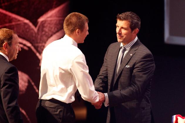 NHL Draft 2012 Results: Marc Bergevin Makes Right Move Taking Alex Galchenyuk