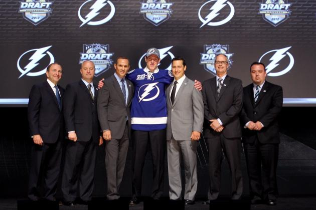 Tampa Bay Lightning: Bolts Go to Plan B in Round 1 in 2012 NHL Draft