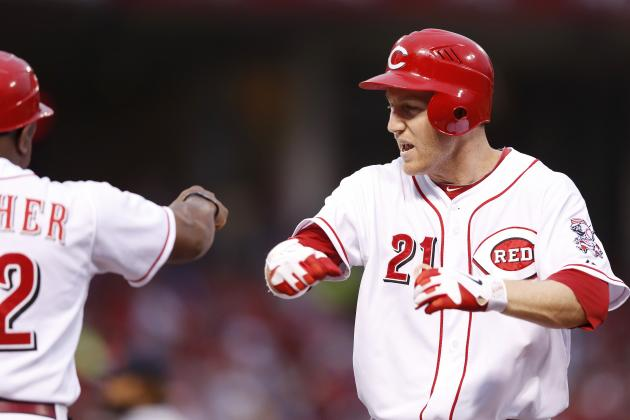 Todd Frazier: Cincinnati Reds' Third Baseman Has Earned Everyday Position