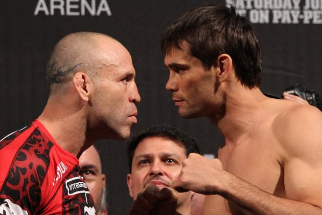 UFC 147 Franklin vs. Silva Results: Live Reaction and Play-by-Play