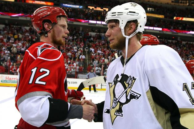 Jordan Staal: Predicting His Production for the Carolina Hurricanes in 2012-2013