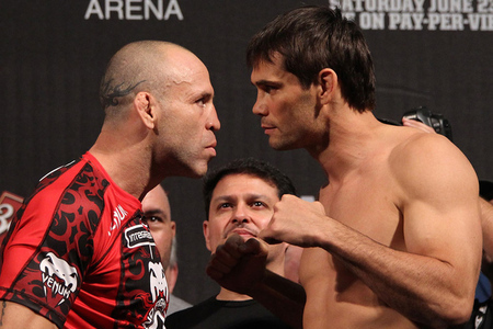 UFC 147 Weigh-In Results: Weigh-Ins Build Interest in Fight Card