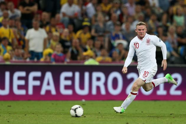 Euro 2012 TV Coverage: Wayne Rooney and Top Stars You Won't Want to Miss