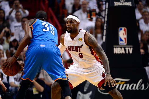 NBA Finals 2012: Heat vs. Thunder Will Be Next Great NBA Rivalry