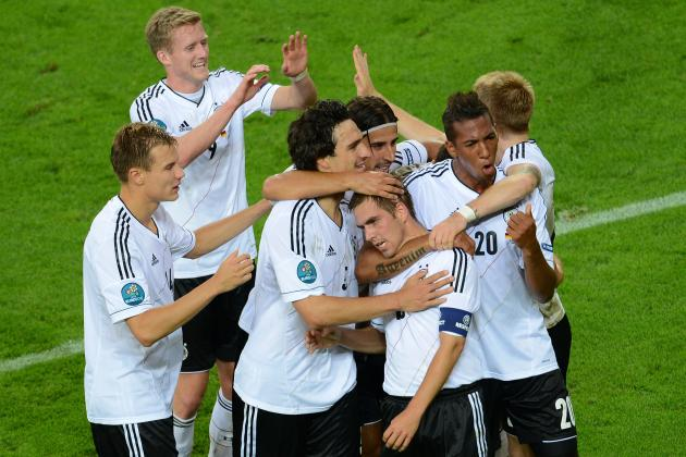 Euro 2012 Bracket: Contenders with Easiest Road to Finals
