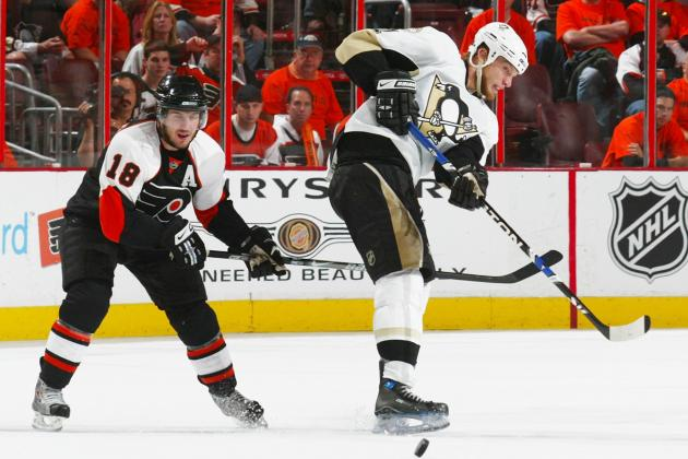 NHL Draft 2012:  Why Jordan Staal Trade Was Like Mike Richards Trade