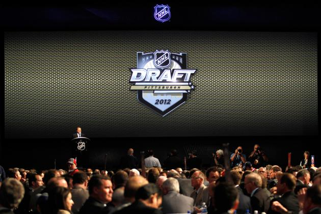 NHL Draft 2012 Results: Philadelphia Flyers and Round 1's Biggest Winners