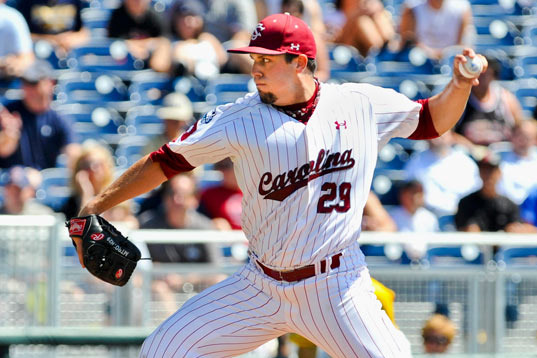College World Series 2012 Bracket: How Arizona and South Carolina Got to Finals