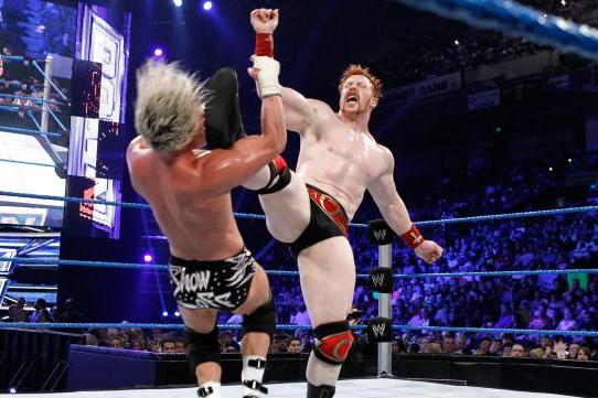 WWE Smackdown Likes & Dislikes: Big Wins for Sheamus, Kane & Del Rio