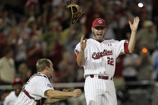 College World Series Finals 2012: Why South Carolina Is Destined to Three-Peat