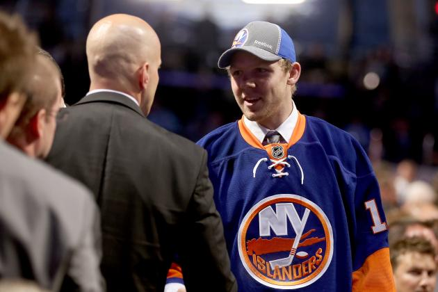 2012 NHL Draft Prospects: Players Who Will Make a Huge Impact During Rookie Year