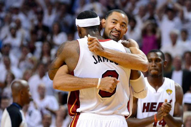 NBA Finals 2012: Why LeBron James Wasn't the Most Deserving for a Title