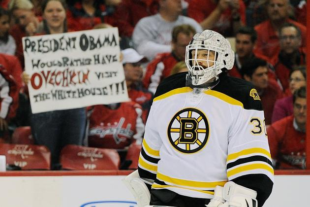 Toronto Maple Leaf Goaltending Options: Going After Tim Thomas