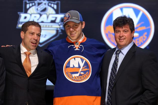 2012 NHL Draft Picks: New York Islanders and Teams That Bolstered Their Defense