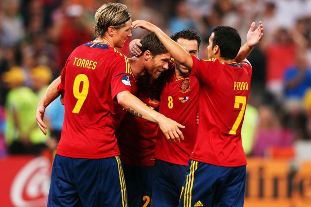 Report: Spain Beats France 2-0