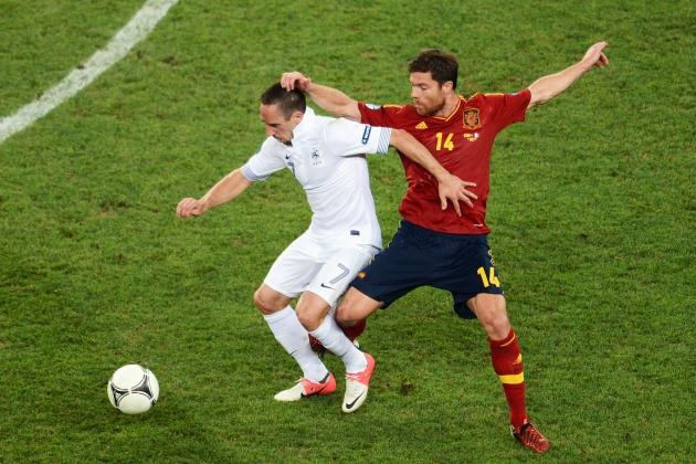 Euro 2012: Thoughts and Obversations from the Spain-France Match