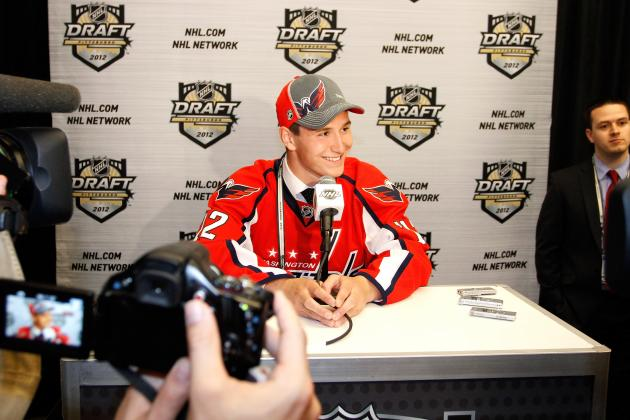 2012 NHL Draft Grades: Washington Capitals and Teams That Aced First Round