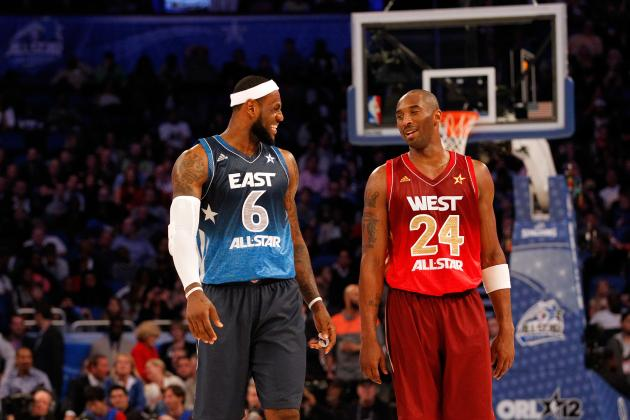 Kobe vs. LeBron: Can Kobe's Fans Finally Give a Little Credit Where It's Due?