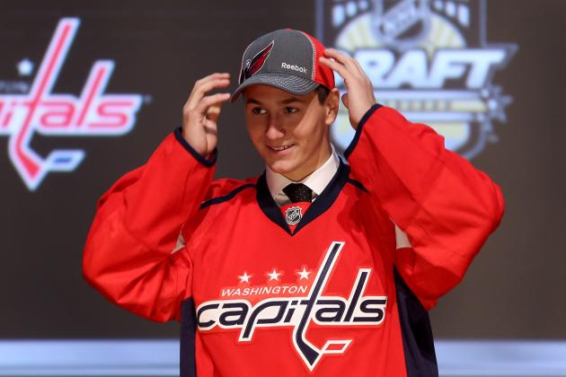 NHL Draft 2012: What It Means for the Future of the Washington Capitals