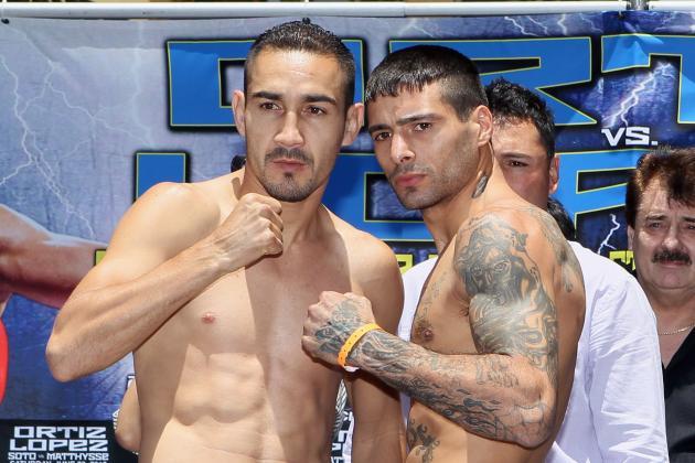Ortiz vs Lopez: Why Vicious Will Overlook Josesito