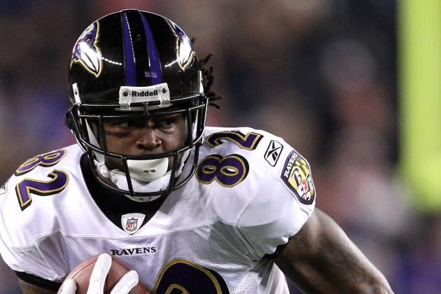 Torrey Smith Ready to Make the Leap for Ravens