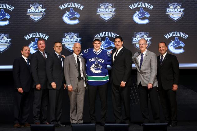 NHL Draft 2012 Results: What This Means for the Future of the Vancouver Canucks