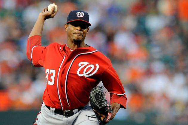 Edwin Jackson Fires Back as Washington Nationals Drop Baltimore Orioles