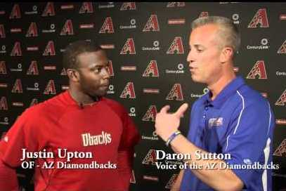 Arizona Diamondbacks' Daron Sutton Not Likely to Return to Broadcast Booth