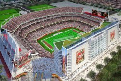 Santa Clara County Yanks $30 Million in Funding for 49ers Stadium