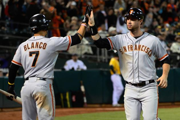 Brandon Belt: Has Bruce Bochy Finally Freed Embattled Giants First Baseman?