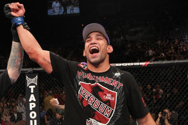 UFC 147: What's Next for UFC Heavyweight Fabricio Werdum?