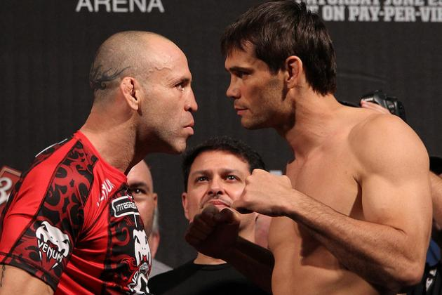 UFC 147: What We Learned from Wanderlei Silva vs. Rich Franklin