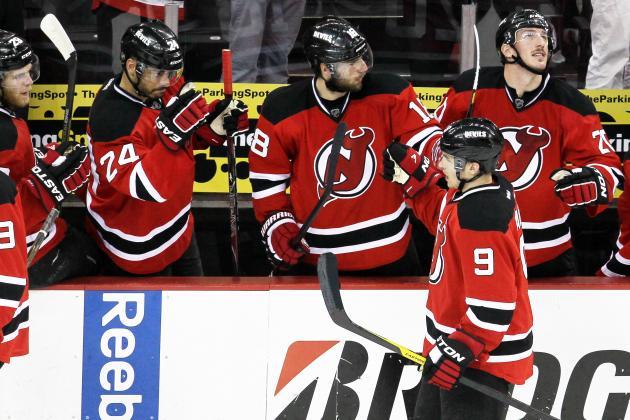 Penguins and Flyers Trades Could Spawn Suitors for Devils' Zach Parise