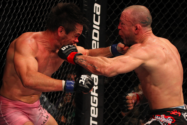 UFC 147 Results: Wanderlei Silva and Rich Franklin Redefine Courage in Brazil