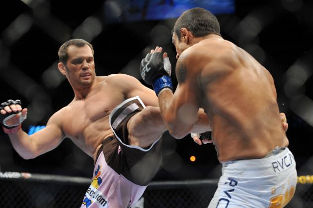 Silva vs. Franklin: What Rich Franklin Needs to Do to Defeat Wanderlei Silva