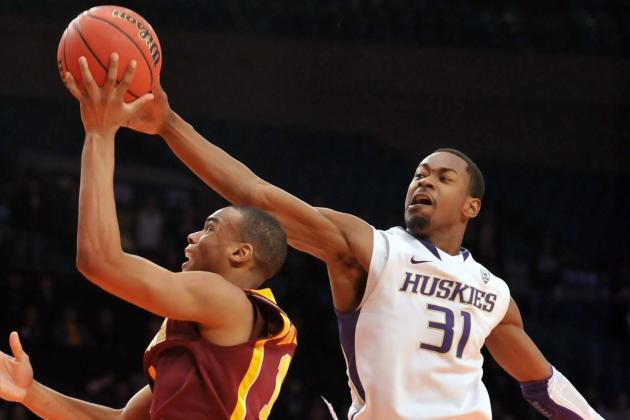 NBA Draft 2012: Why Washington's Terrence Ross Is a Top-10 Prospect