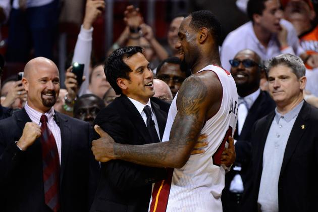 LeBron James: Get Ready for a Grand Encore from the King in 2012-13