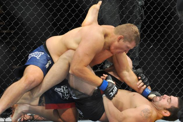 UFC 147 Results: What's Next for Mike Russow?