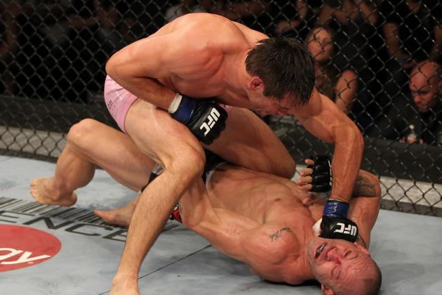 Wanderlei Silva vs. Rich Franklin: How Long Can Franklin Fight at a High Level?