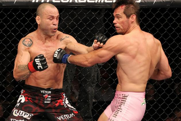 Wanderlei Silva vs Rich Franklin Results: Should Silva Keep Getting Big Fights?
